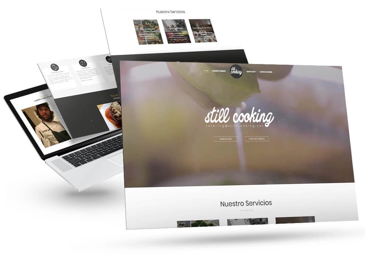 Freelance web designer in Barcelona